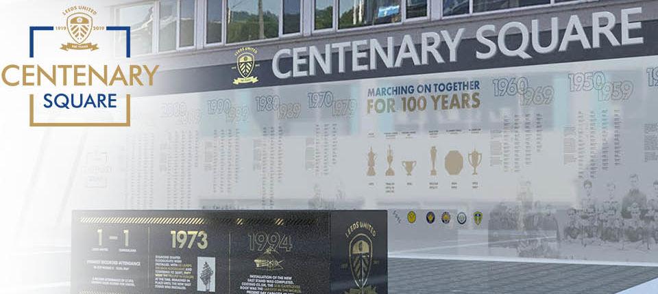 Centenary Square unveiled