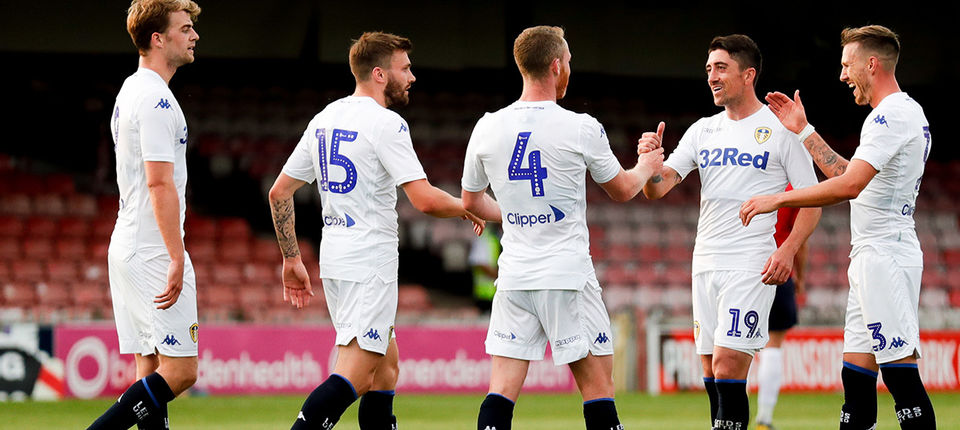 Report: York City 0-5 Leeds United