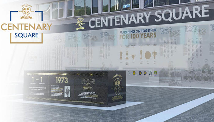 Centenary Square unveiled